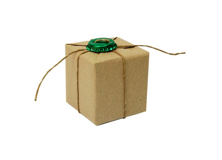 Фирменная коробка для capsboard